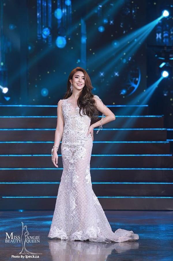 Nhật Hà chặt đẹp dàn thí sinh ở phần thi dạ hội tại chung kết Miss International Queen 2019 - Ảnh 15.