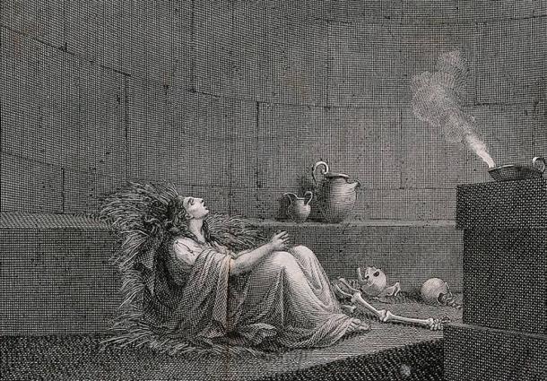 Chuyện về Vestal Virgin: những trinh nữ quyền lực nhất La Mã cổ đại, ai mơ tưởng đến cũng trả giá đắt - Ảnh 8.
