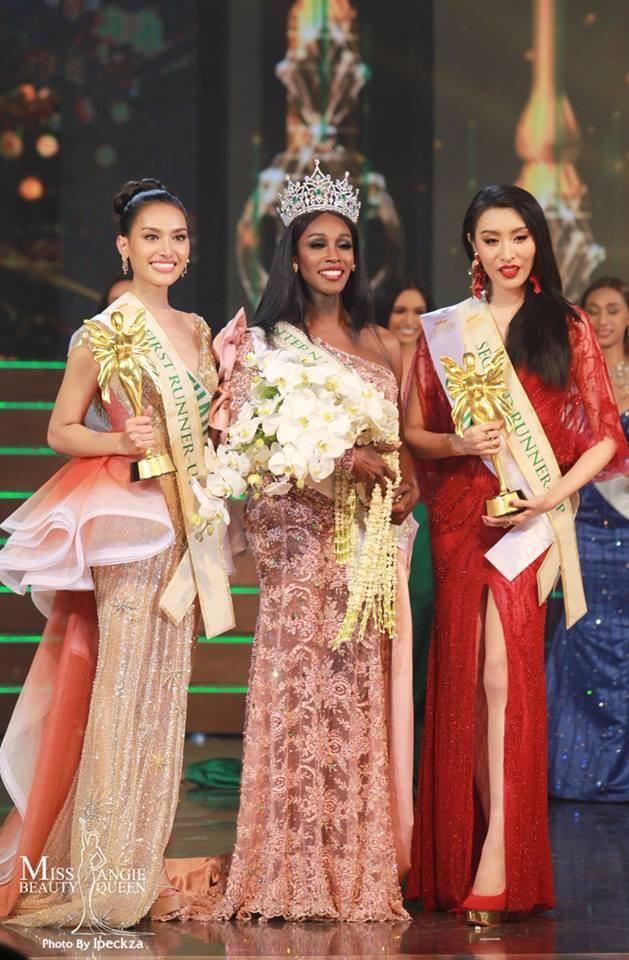 Tân Hoa hậu Chuyển giới quốc tế 2019: Body nóng bỏng, từng lộ clip nhảy thoát y phản cảm - Ảnh 1.