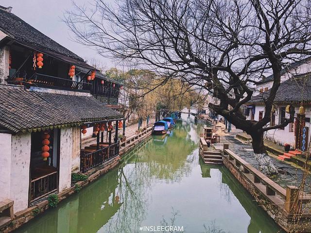 Ngẩn ngơ trước vẻ đẹp thị trấn cổ Châu Trang, nơi được mệnh danh là Venice Phương Đông  - Ảnh 6.