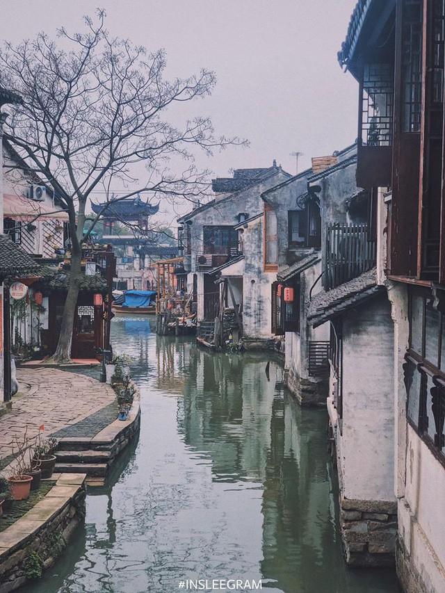 Ngẩn ngơ trước vẻ đẹp thị trấn cổ Châu Trang, nơi được mệnh danh là Venice Phương Đông  - Ảnh 10.