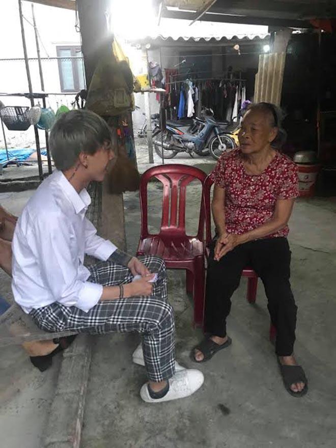 Ca sĩ Việt 27 tuổi giải nghệ vì mắc ung thư, đôi mắt gần như đã mù - Ảnh 5.