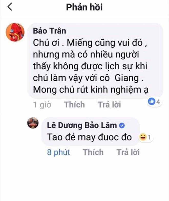 Lê Dương Bảo Lâm khiến cư dân mạng bức xúc khi bình luận sốc về trẻ em ăn xin - Ảnh 4.
