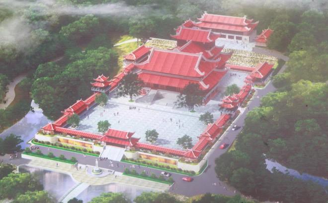 Bí thư Quảng Nam lên tiếng về dự án xây chùa Ba Vàng: Hình ảnh tài trợ chỉ là tượng trưng - Ảnh 1.
