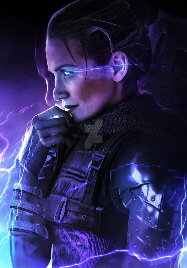 Wraith: Sinh vật thần thoại sinh ra để đánh cắp linh hồn kẻ khác - Ảnh 1.