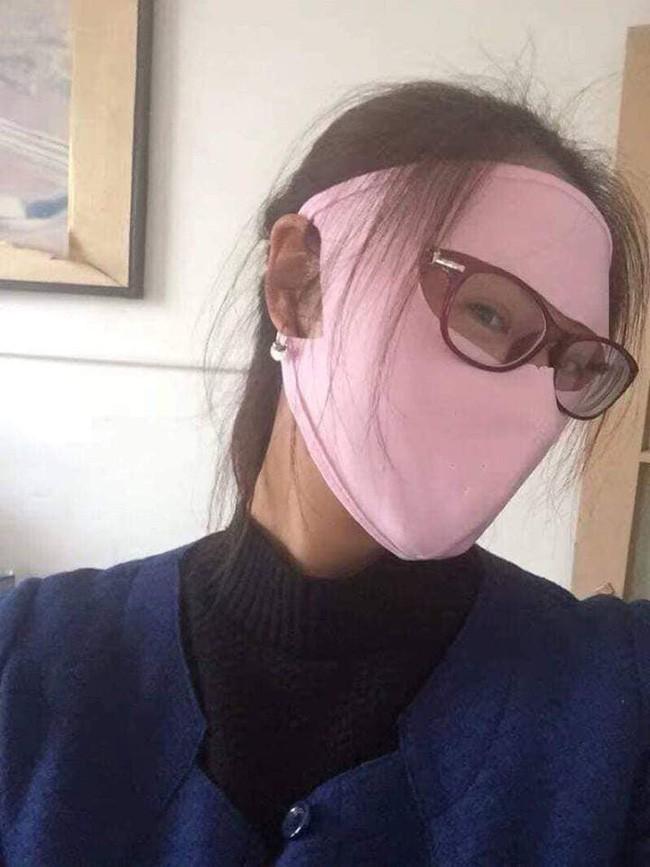 Hết mốt áo chống nắng như bao tải, hè năm nay chị em lại đổ xô đi mua khẩu trang ninja kín mít, hở mỗi 2 con mắt - Ảnh 11.