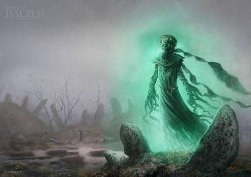 Wraith: Sinh vật thần thoại sinh ra để đánh cắp linh hồn kẻ khác - Ảnh 3.