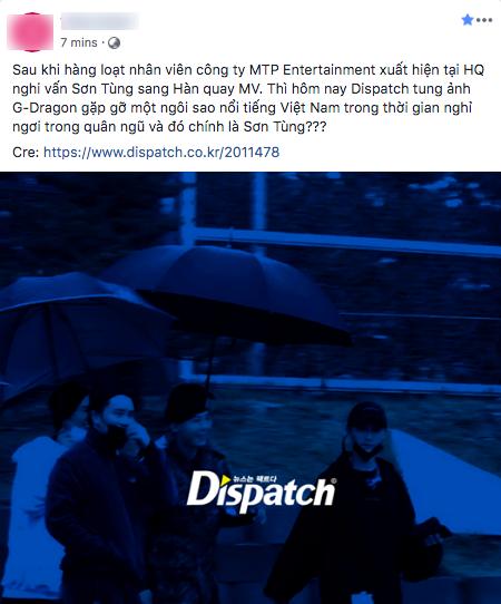 Náo loạn loạt tin tức Kbiz siêu nóng: Lee Dong Wook - Song Ji Hyo hẹn hò, lộ ảnh G-Dragon gặp Sơn Tùng trong quân ngũ - Ảnh 7.