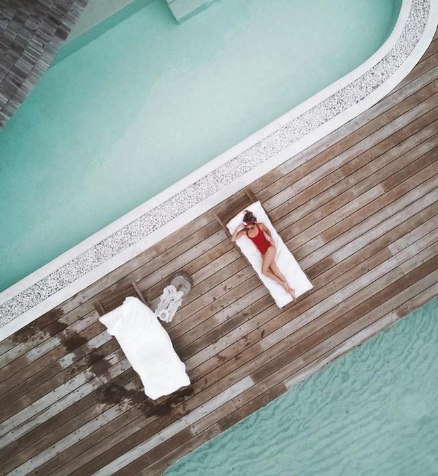 Choáng với khu nghỉ dưỡng sang chảnh bậc nhất Maldives, chỉ dành cho giới giàu đến siêu giàu - Ảnh 7.
