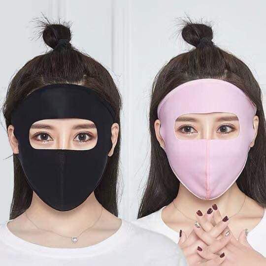 Hết mốt áo chống nắng như bao tải, hè năm nay chị em lại đổ xô đi mua khẩu trang ninja kín mít, hở mỗi 2 con mắt - Ảnh 7.