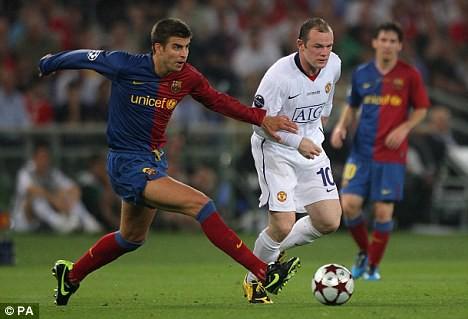 Đi guốc trong bụng Solskjaer, Pique bày cách để Barcelona hạ Man United - Ảnh 2.