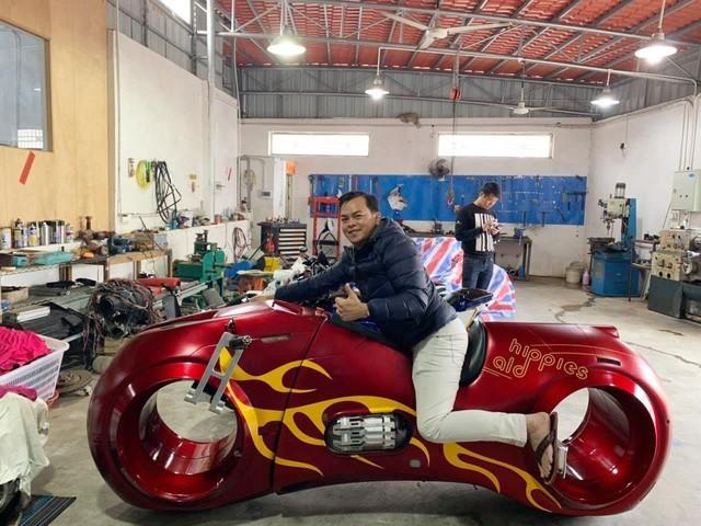 Bộ sưu tập xe hơi tiền tỉ của Phúc XO - Ảnh 3.