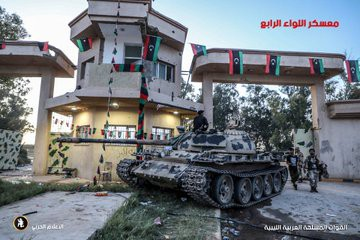 Chiến sự Libya đảo chiều nhanh chóng - Đầu não nhiều đơn vị GNA bị đánh tan hoang, tình hình nguy ngập - Ảnh 6.