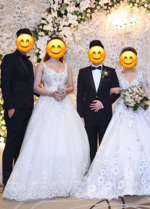 """Mặc váy dự tiệc lồng lộn hơn cô dâu chưa là gì, đám cưới còn trở thành """"đại hội drama"""" với list những điều sau đây! - Ảnh 1."""