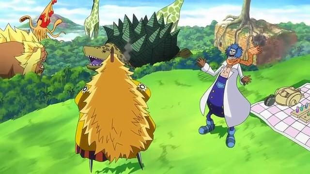 One Piece: Shiki sẽ tấn công Tổng bộ Hải quân... và bị Râu Đen kết liễu để đoạt lấy trái ác quỷ Fuwa Fuwa no Mi? - Ảnh 4.