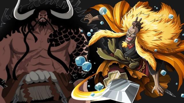 One Piece: Shiki sẽ tấn công Tổng bộ Hải quân... và bị Râu Đen kết liễu để đoạt lấy trái ác quỷ Fuwa Fuwa no Mi? - Ảnh 7.