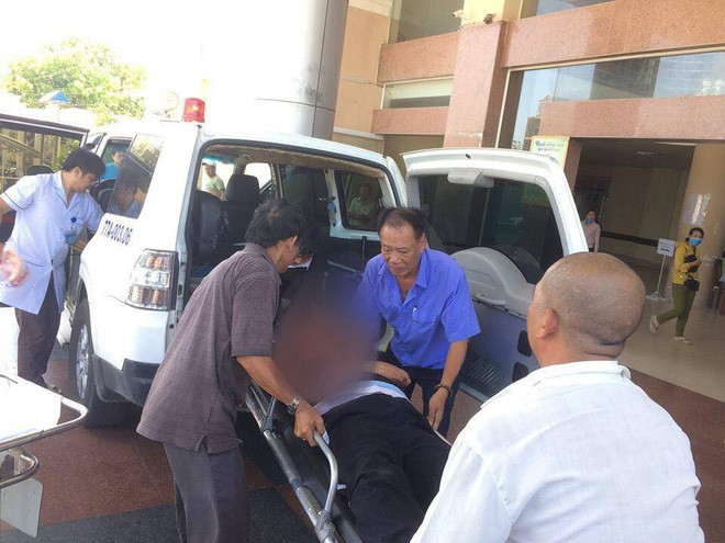 Chủ tịch TP Quy Nhơn thông tin về vụ xe sang Lexus lao vào đội khiêng quan tài, người chết, bị thương nằm la liệt - Ảnh 3.