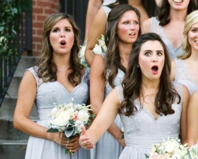 Phù dâu bất ngờ thông báo có bầu trước đám cưới, cô dâu nói một câu tỉnh bơ khiến cộng đồng mạng phẫn nộ mắng ích kỷ và tàn nhẫn - Ảnh 4.