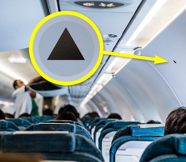 Bí mật tam giác đen trên máy bay: Nhỏ nhưng có tác dụng vô cùng lớn khi khẩn cấp - Ảnh 11.