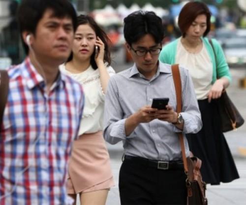 Hệ thống radar và camera nhiệt của Hàn Quốc cảnh báo thây ma smartphone - Ảnh 1.