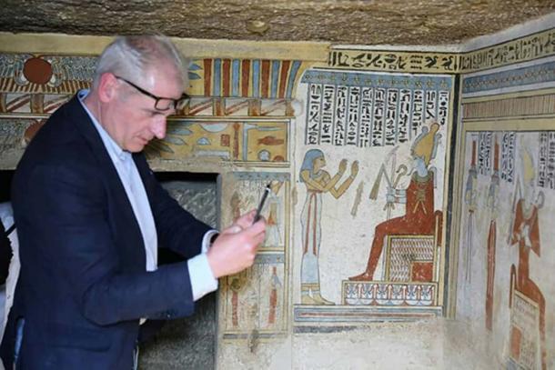 Bí ẩn hàng chục xác ướp chuột trong ngôi mộ cổ ở Ai Cập - Ảnh 5.