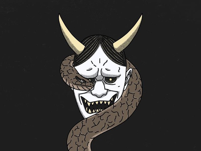 Thần chết - Shinigami trong thần thoại Nhật Bản là nhân vật đáng sợ như thế nào? - Ảnh 3.