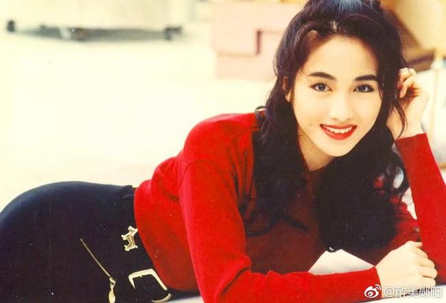 Lê Tư hồi trẻ đẹp thế nào mà Trương Bá Chi phải nói: Ở Hong Kong tôi chỉ thừa nhận cô ấy đẹp hơn tôi - Ảnh 14.