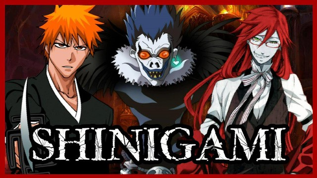 Thần chết - Shinigami trong thần thoại Nhật Bản là nhân vật đáng sợ như thế nào? - Ảnh 6.