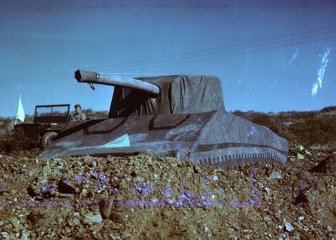 """""""Đội quân ma"""" khiến Đức Quốc xã bị lừa ngoạn mục trong Thế chiến thứ 2 - Ảnh 1."""