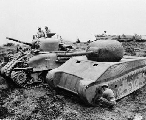 """""""Đội quân ma"""" khiến Đức Quốc xã bị lừa ngoạn mục trong Thế chiến thứ 2 - Ảnh 2."""