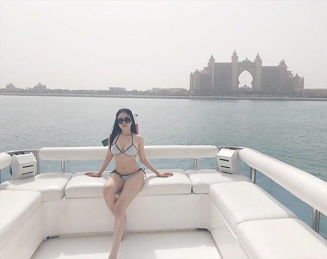 Hot girl Trâm Anh khẳng định thân hình nóng bỏng là hoàn toàn tự nhiên, chỉ phẫu thuật nâng mũi - Ảnh 4.