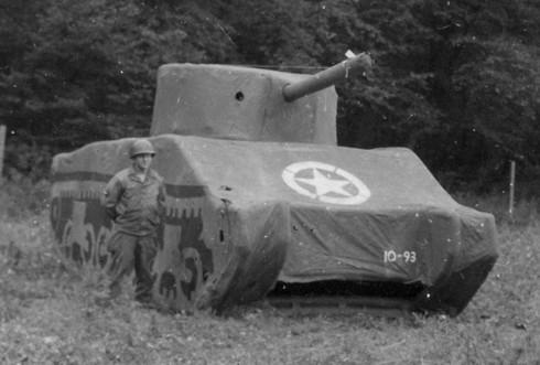 """""""Đội quân ma"""" khiến Đức Quốc xã bị lừa ngoạn mục trong Thế chiến thứ 2 - Ảnh 6."""