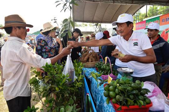 Đặc sắc Lễ hội dưa hấu lần đầu tiên ở Việt Nam - Ảnh 7.