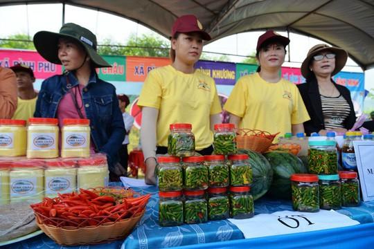 Đặc sắc Lễ hội dưa hấu lần đầu tiên ở Việt Nam - Ảnh 8.