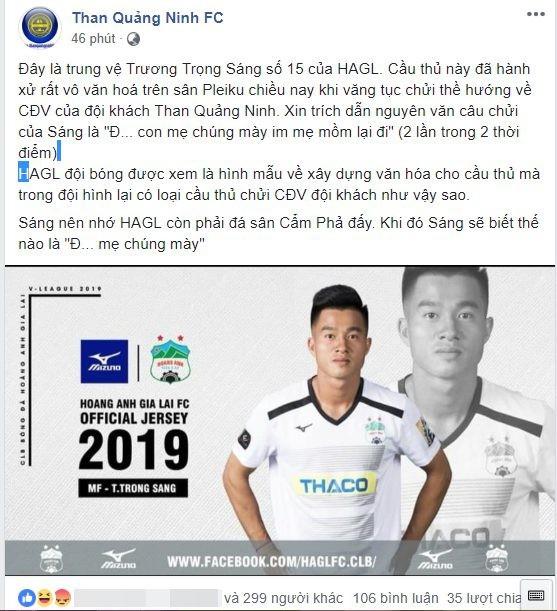 Sao U23 Việt Nam nhập viện khẩn, cầu thủ HAGL bị dọa trả đòn - Ảnh 1.