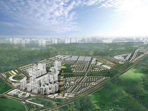 Khu đô thị Phúc Ninh chậm tiến độ, cổ đông KBC 'nhịn' cổ tức - Ảnh 1.
