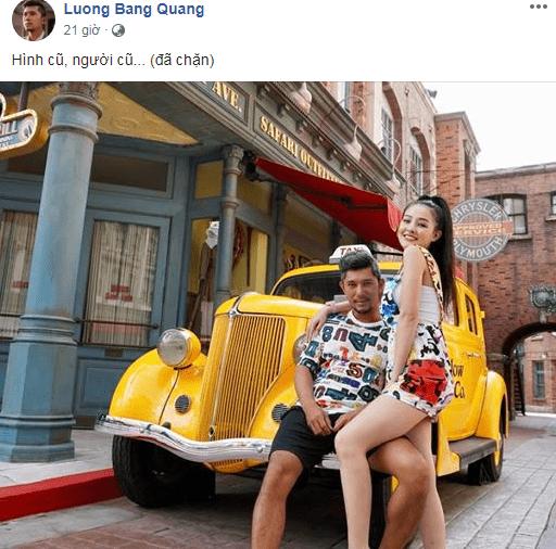 Lương Bằng Quang nói gì về nghi vấn chia tay Ngân 98, thẳng tay chặn luôn Facebook cho đỡ phiền? - Ảnh 1.