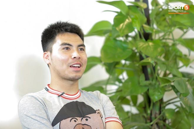 Phạm Đức Huy: Nếu không làm cầu thủ, tôi sẽ về nhà mở quán nhậu - Ảnh 2.