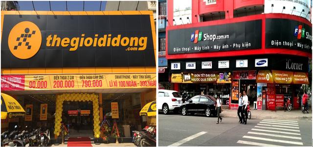 Thế Giới Di Động và FPT Shop chung bài toán tăng doanh thu - Ảnh 3.