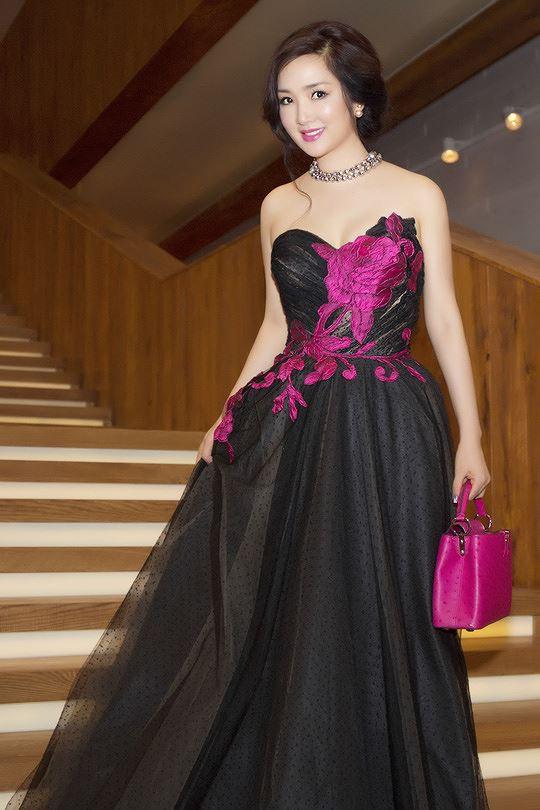 Nhan sắc không tuổi và khối tài sản khủng của Hoa hậu Đền Hùng Giáng My  - Ảnh 9.