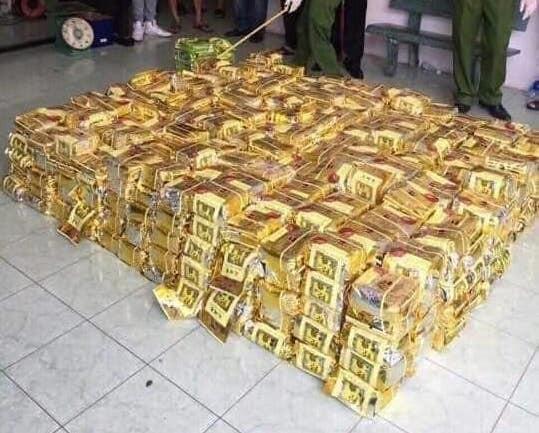 Hàng trăm cảnh sát vây bắt nhóm đối tượng cất giấu 6 tạ ma túy - Ảnh 2.