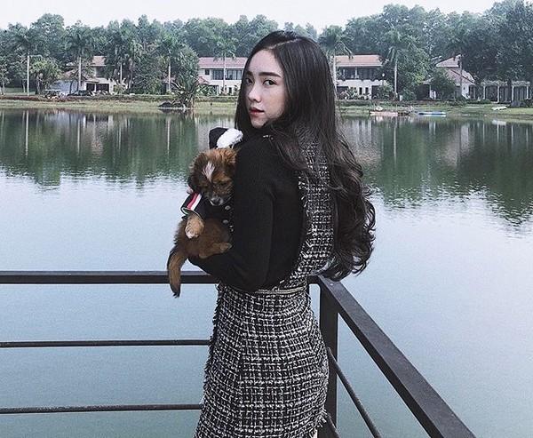 Hà Đức Chinh lần đầu công khai bạn gái - Ảnh 2.