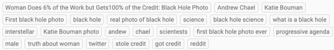 YouTube lại gây phẫn nộ vì tiếp tay cho những kẻ chỉ trích cô gái chụp ảnh hố đen Katie Bouman - Ảnh 4.