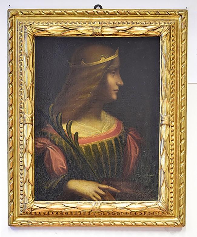 Giải mã 5 bí mật ẩn trong các tác phẩm của thiên tài Leonardo DaVinci - Ảnh 7.