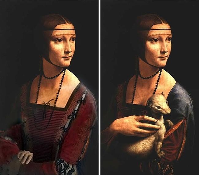 Giải mã 5 bí mật ẩn trong các tác phẩm của thiên tài Leonardo DaVinci - Ảnh 9.