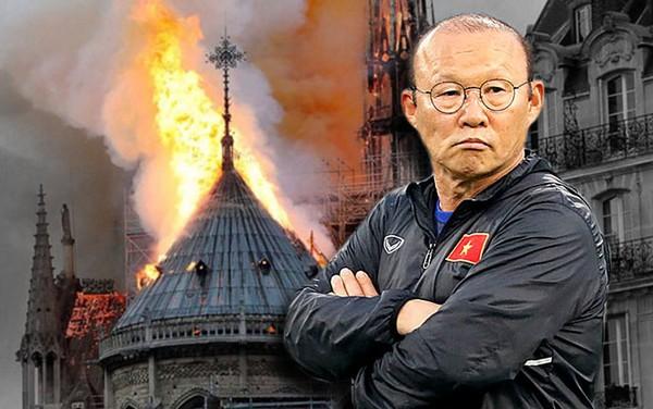 Từ Nhà thờ Đức Bà Paris đến ngọn lửa thiêu hủy di sản của ông Park - Ảnh 2.