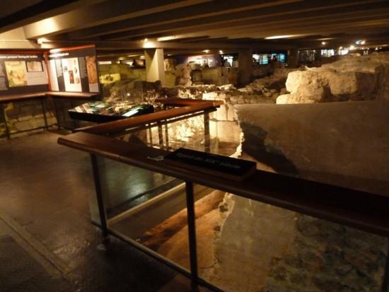 Kiến trúc khổng lồ gần 2.000 năm tuổi tồn tại ngay dưới chân nhà thờ Đức Bà Paris - Ảnh 11.