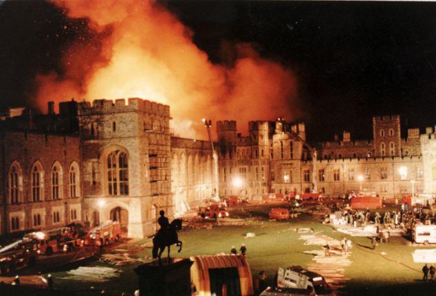 4 công trình lịch sử tại châu Âu từng bị quỷ lửa tấn công như Nhà thờ Đức Bà Paris - Ảnh 1.