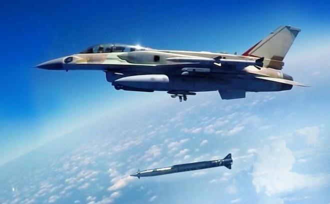 F-35 Israel đã tấn công Syria bằng siêu tên lửa Cơn thịnh nộ? - Ảnh 1.
