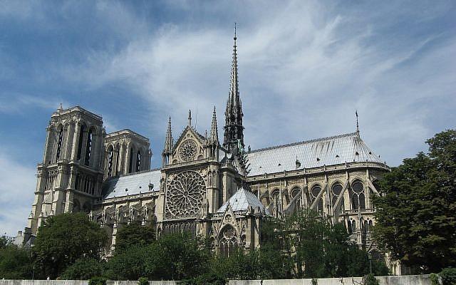 Bức ảnh hiếm: Vòm Nhà thờ Đức Bà lồng lộng khi Tổng thống lừng danh Mỹ qua đời - Ảnh 14.